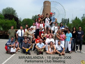 Mirabilandia: Parksmania Club Meeting il 22 giugno